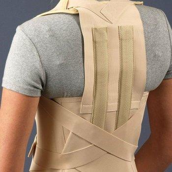 Корсет для укрепления мышц спины
