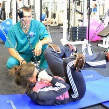Правильная реабилитация после травмы спины