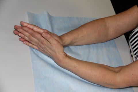 Контрактура после перелома лучевой кости thumbnail