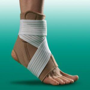 Бандаж для ноги после перелома