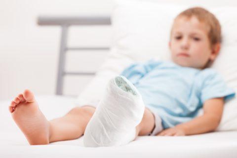 В детской травматологии по возможности используется консервативный метод лечения