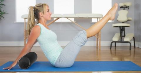 Занятия в зале лечебной физкультуры – важная часть лечения переломов позвоночника