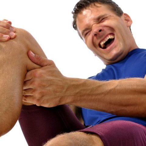 Болезненное чувство после травмы конечности