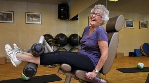 Борьба с атрофированными мышцами