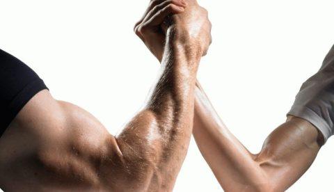 Длительное ношение повязки может вызвать атрофию мышц