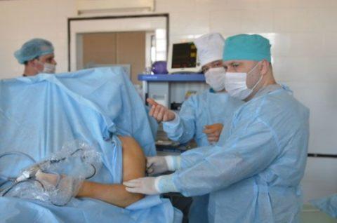 Хирургическое вмешательство для восстановления диафиза плечевой кости