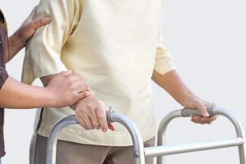 Ходунки помогут научиться ходить заново