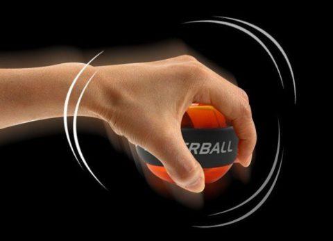 «Игра» с гироскопическим тренажёром поможет функциональному восстановлению запястья