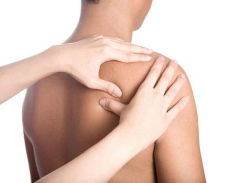 Массаж как метод быстрого восстановления плечевой кости