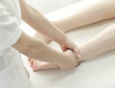 Массаж способствует возвращению чувствительности тканей