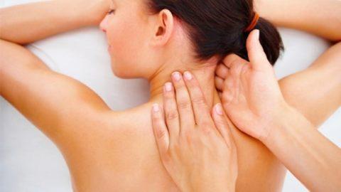 Правильный массаж при повреждении позвоночника