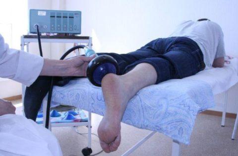 Процедуры усиливают действие лекарственных препаратов