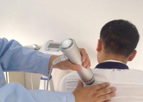 Проведение физиотерапевтических процедур