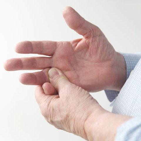 Сложность сгиба после травмы