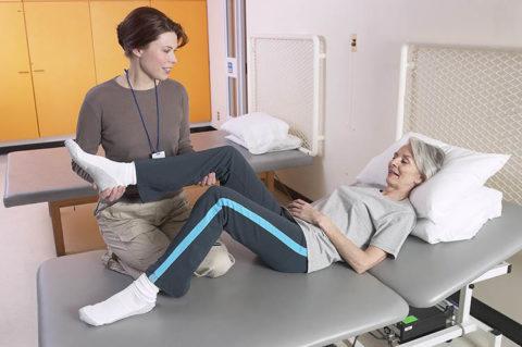 Специалист по реабилитации расскажет с чего начать