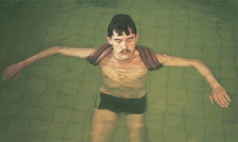 Занятия в бассейне проводятся уже в период иммобилизации