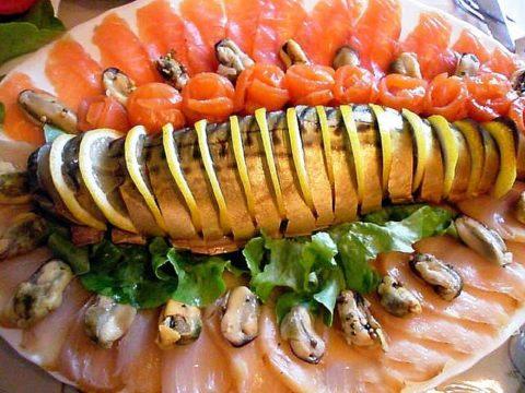Жирная морская рыба – идеальный диетический продукт для сращения переломов