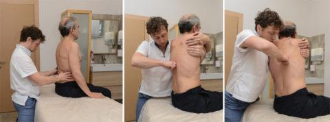 Элементы остеопатии после массажа