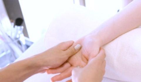 Массаж руки до места перелома плечевого сустава