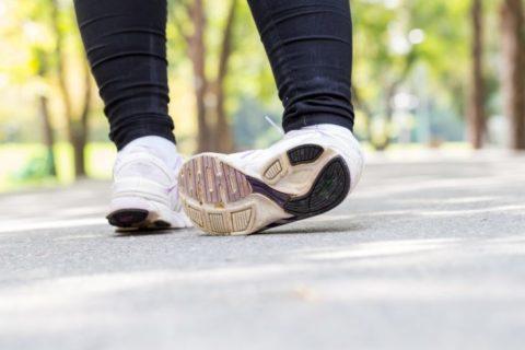 Неестественное положение ноги как причина травмы
