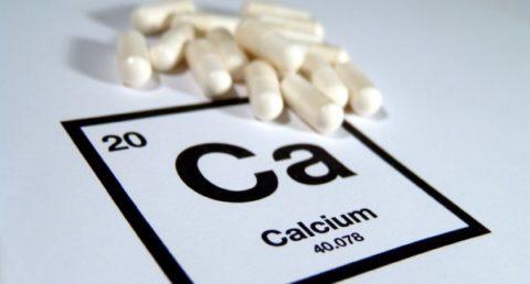 Препараты с кальцием ускоряют регенерацию.