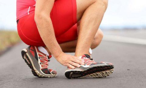 Спорт – частая причина травм конечности