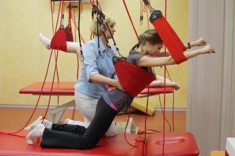 Упражнения при ушибах позвоночника, повреждениях мышц, связок и сухожилий