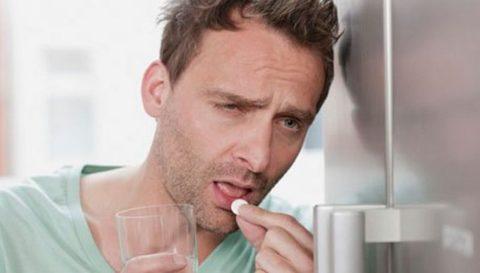 Анальгетик поможет устранить болевой синдром