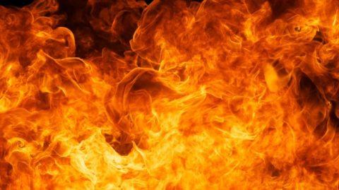 Чаще всего глубокие ожоговые повреждения развиваются при пожарах