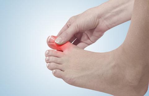 Характерные особенности поврежденного пальца