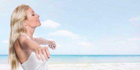 Каждое дыхательное упражнение, в зависимости от вида, надо выполнять от 3 до 8 раз