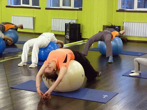 Лечебная гимнастика положительно влияет на весь организм