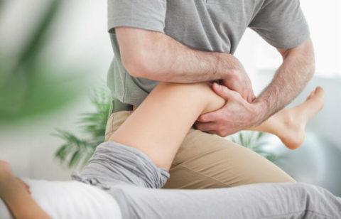 Массаж очень важен для всех тканей ноги