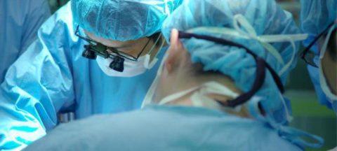 Оперативное вмешательство для правильного сращения кости