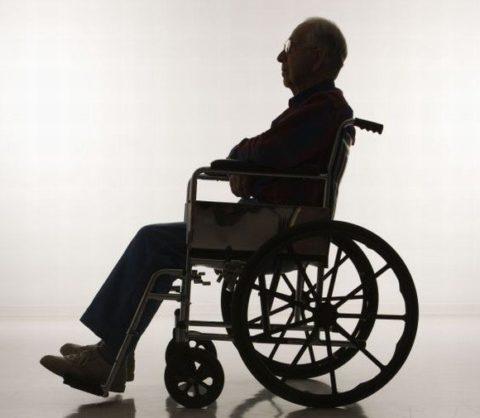 Паралич ног как симптом тяжелого перелома позвонков