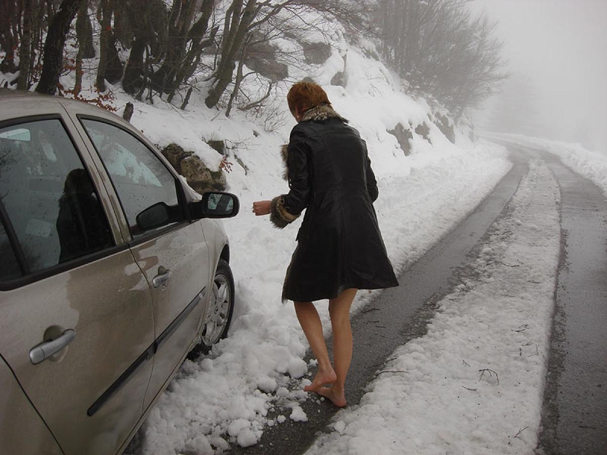 Травмирование холодом — угрожает здоровью, а иногда и жизни человека