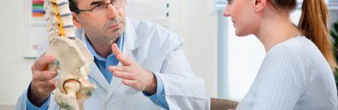 Рекомендации к реабилитации после переломов в позвоночнике