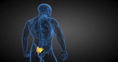 Симптоматика травмы в крестцовом отделе позвоночного столба