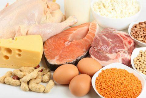 Спецдиета с повышенным содержанием белка и витаминов поможет быстрее восстановиться после холодовых травм.