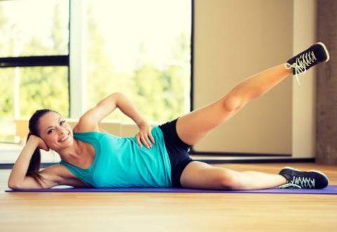 Упражнение доступное при ношении ортеза во время слома второй плюсневой кости