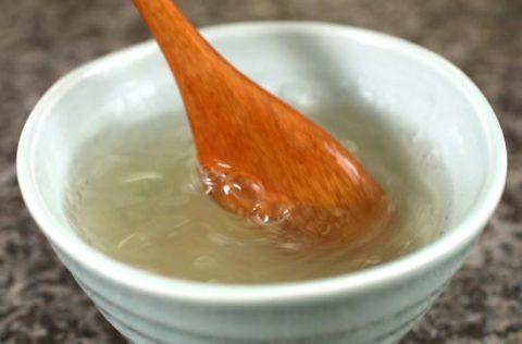 Жидкий желатин