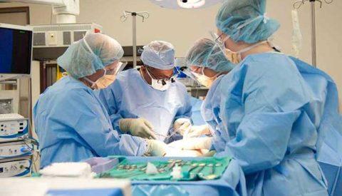 Хирургическое лечение ожогов