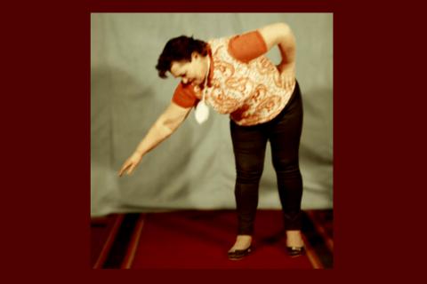 Маятникообразные движения конечностью – первое упражнение после слома шейки плеча