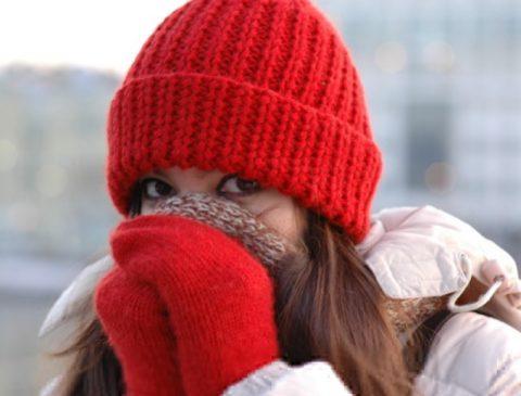 На морозе конечности должны быть максимально защищены.