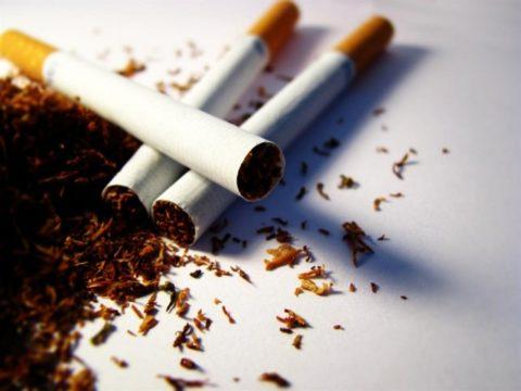 Не старайтесь согреться на холоде выкуриванием сигарет.