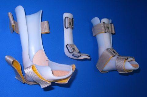 Ортезы для стопы и голеностопа