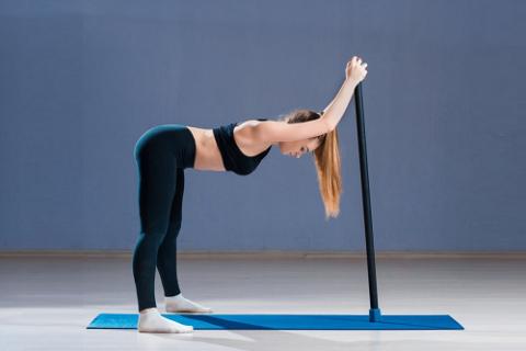 Отличное упражнение для восстановления эластичности связок плечевого сустава