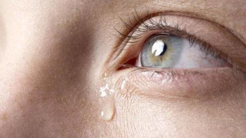 Симптомы повреждения глазного яблока