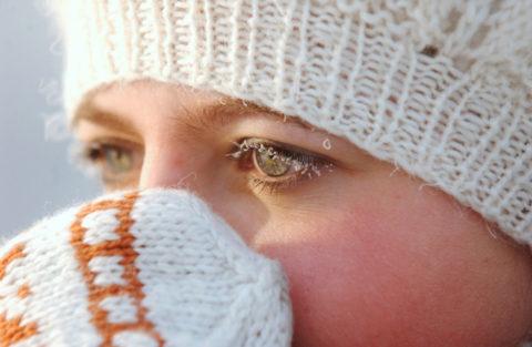 В России частота обморожений составляет от 2 до 10% от всех травм, в зависимости от региона