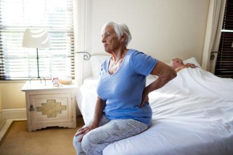 Боли в спине в покое после перелома поясничного позвонка